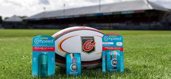 15.08.19 - Dragons - Compeed