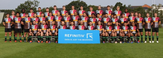 Harlequins Squad Photo Call